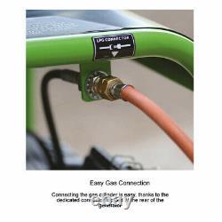 Générateur De Gpl Propane Gaz 5kw Greengear Brand Nouveau + Livraison Gratuite