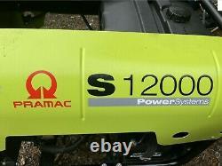 Générateur De Pramac 10 Kva Honda