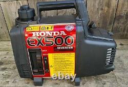 Générateur De Valises Honda Ex500, Onduleur 500 Watts, Camping Idéal