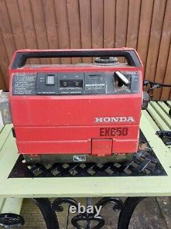 Générateur De Valises Honda Ex650