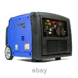 Générateur Deuitcase D'onduleur Numérique Hy3200sei Hyundai Hy3200sei. Camping, Caravane. Loisirs