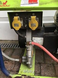 Générateur Essence Et L. P. G Gas