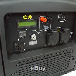 Générateur Essence Inverter Portable Valise Silent De 3,2 Kw Hyundai / P1