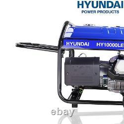 Générateur Essence Portable Electric Start 16hp 8000w 8kw 10kva 4 Accident Hyundai