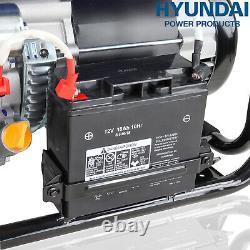 Générateur Essence Portable Electric Start 16hp 8000w 8kw 10kva 4 Stroke Hyundai
