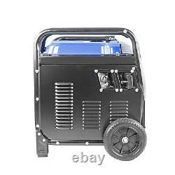 Générateur Essence Portable Onduleur Valise 7500w 14hp 230v 115v Hyundai