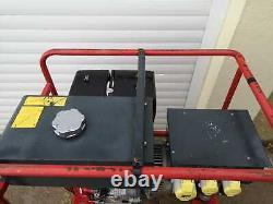 Générateur Harrington 6,3 Kva, Moteur À Essence Honda, 110/240 Volts, Gwo