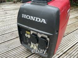 Générateur Honda Eu20i