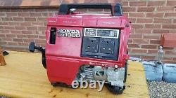 Générateur Honda Ex1000