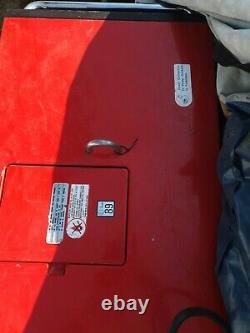 Générateur Honda Ex4000s Ohv / Allumage Électronique / Alerte D'huile Max 4kva Rouge De