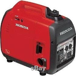 Générateur Honda Portable Inverted Carb Appr 120 Volt 2000 Watt 2,5 HP