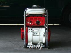Générateur Honda Vintage E1500e K2. Bon État, Ça Marche. Fabriqué Au Japon