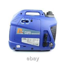Generator Essence Inverter Value 1000w 1kw 1,2kva Loisirs Portable Silencieux
