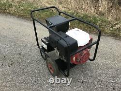 Harrington 7 Kva 110 Volt Site Safe Generator Honda Gx390 Moteur Fusion Soudeur