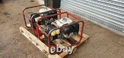Honda 2.4 Kva Generator Honda 110 Volt Gx200 Essence Site Genny Electric Genny