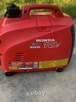 Honda Eu10i 1.0kw Générateur Portable
