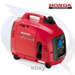 Honda Eu10i 1kwith1kva Générateur D'onduleurs Essence