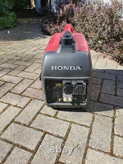 Honda Eu20i 2.0 Kw Générateur D'onduleur Valise (essence)