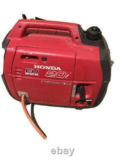 Honda Eu20i Générateur De Valises Silencieux D'inverseur Portable 240v
