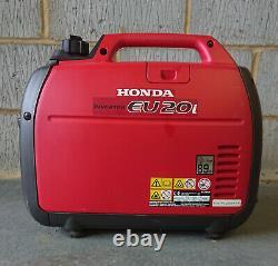 Honda Eu20i Generator, Pré-détenue
