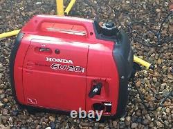 Honda Eu20i Silent Suitcase Inverter Generator (voir La Vidéo De Sa Course)