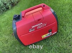 Honda Eu22i 2200w Portable' Valise' Générateur D'essence D'inverseur Silencieux