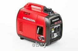 Honda Eu22i 2.2kw Portable Silent Inverter Generator £1259 Inc Cuve