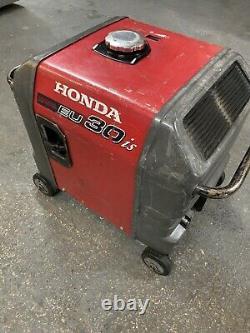 Honda Eu30is Generator Onduleur Essence 3000w Moteur 4 Temps