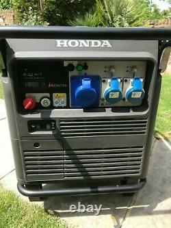 Honda Eu70 Est Générateur