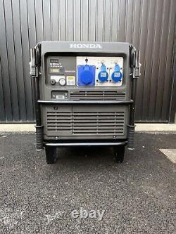 Honda Eu70is Generator Onduleur Essence Eu7000is Moins De 170 Heures