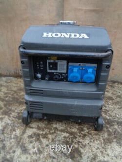 Honda Eu 30 Est Générateur Utilisé En Très Bon État