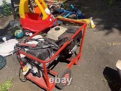 Honda Honda 8kva Welder/genérateur