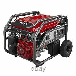 Honda Nouveau 8750 Watt Générateur Ez Démarrage Noir Max Tri Carburant Gaz Naturel Propane