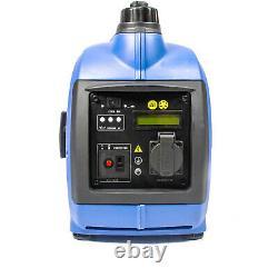 Hyundai 1000w Générateur D'onduleur D'essence Portable Hy1000si Générateur Classé