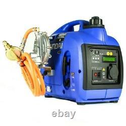 Hyundai Hy1000si-gpl Générateur D'essence