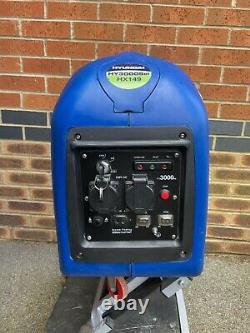 Hyundai Hy3000sei Generator Key / Démarrage Électrique
