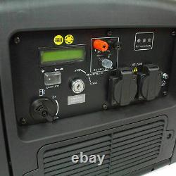 Hyundai Hy3200sei 3200w Générateur D'onduleur Portable Nouvelle Unité Vente De Surstock