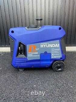 Hyundai Onduleur Générateur P4000i Essence Démarrage À Distance