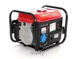 Kd109b Kraft & Dele Portable Essence Générateur D'énergie 2,0hp 1200w 12v / 230v