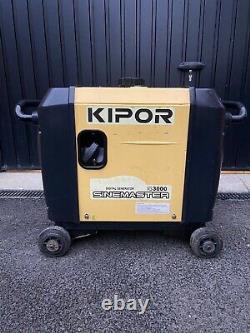 Kipor Ig3000 Générateur Onduleur Sinewave Comme Honda Eu30i