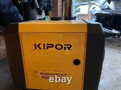 Kipor Kge7000ti Générateur Numérique Sinemaster
