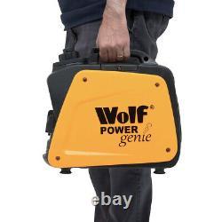 Loup Essence Générateur Inverter 800w 2.6cv 4 Avc Silencieux Caravan Portable