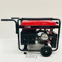 Lt7500cle 8kva Launtop 16hp Petrol 32a 8 Kva Generator 6.5 Kw Démarrage Électrique