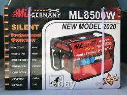 MIL Allemagne Generator Recoil Commence. 6.5hp. Prix spécial Plus La Livraison Gratuite