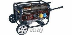New 2800 Watt 4 Générateur D'essence De Type Stroke Avec Plomb Volant Et Nouvelle Livraison Gratuite