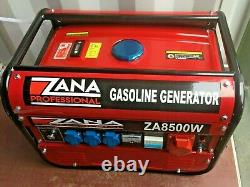 Nouveau Générateur D'essence 6kva