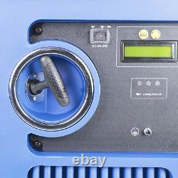 Onduleur De Générateur D'essence 4.0kw 5kva 4000w Valise Portative Réduite Au Silence 230v
