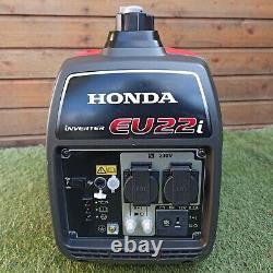 Onduleur De Générateur Silencieux (valise) Honda Eu22i