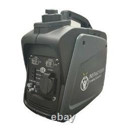 Onduleur Valise Portable Essence Générateur 4 Stroke 2.6cv 800w 12v 240v