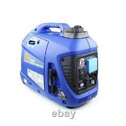 P1000i 1000w Générateur Deuitcase D'onduleur D'essence Portatif 1kw Graded